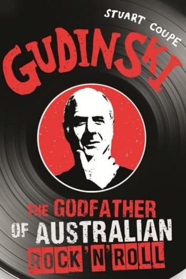 <i>Gudinski</i> by Stuart Coupe.