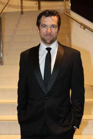 Charm and wit: Patrick Brammall, who will play Rupert Murdoch in Power Games: The Packer-Murdoch War.
