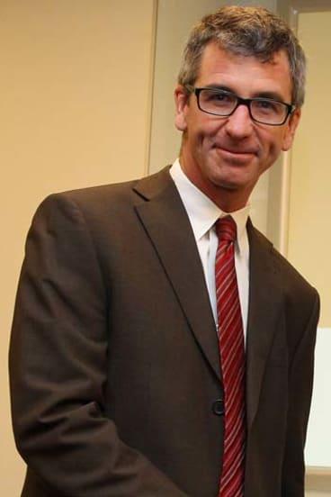 <i>The Sydney Morning Herald's</i> new Editor-in-Chief, Darren Goodsir.