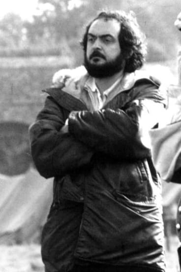 Stanley Kubrick, shown here in the mid 1970s, directed <i>Spartacus</i>.