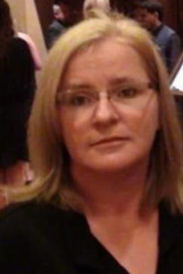 Sandra Pevitt.
