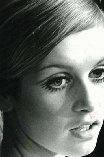 An up-and-coming Twiggy.