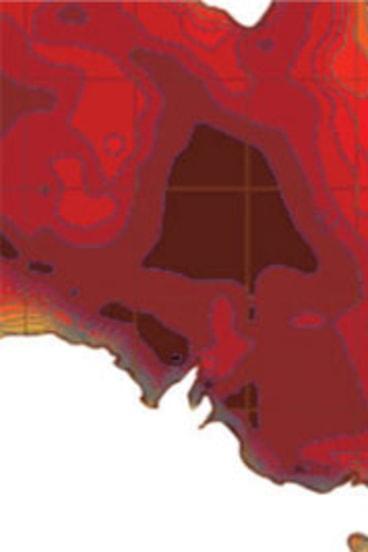 The heat will be focused on internal regions.
