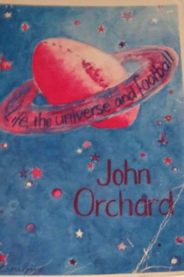 John Orchard's 1989 book Life, The Universe and Football.