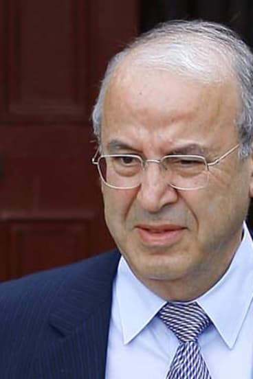 Under investigation ... Eddie Obeid's family.