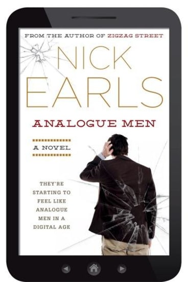 In Nick Earl's <i>Analogue Men</i> there's something sombre beneath the laughs, a lingering sense of disconnection and decay.