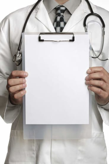 Several doctors have had restrictions placed on them by the ACT Medical Board.