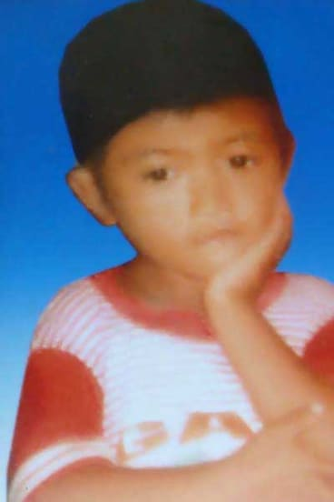 Hut Hoeub, 9, also drowned.