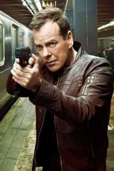 Jack Bauer returns in <i>24: Live Another Day</i>.