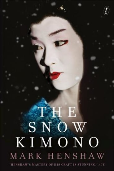 "Inventive: Mark Henshaw describes The Snow Kimono as ""a simple story."""