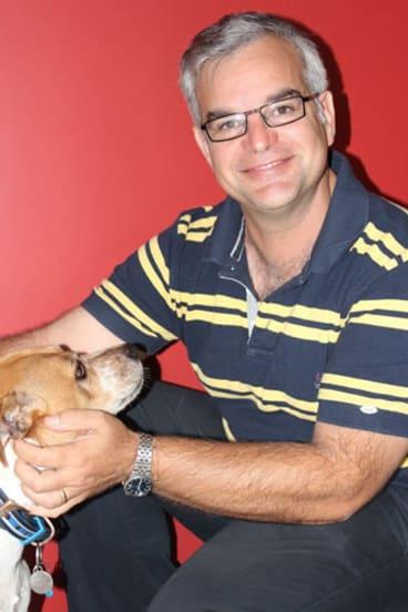 Steven Perissinotto: not all Australian shoppers live on the 'net.