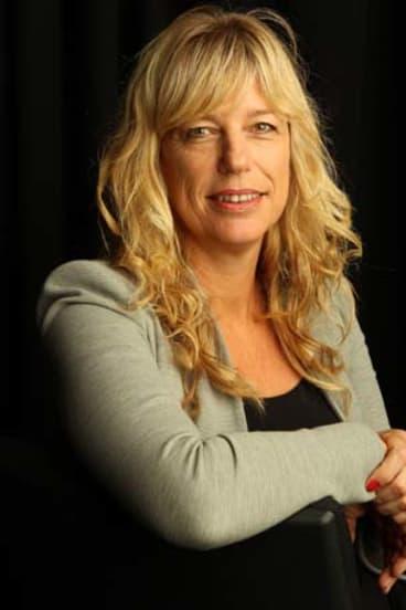 Catharsis ... <em>Losing February</em> began as self-therapy for author Susanna Freymark.