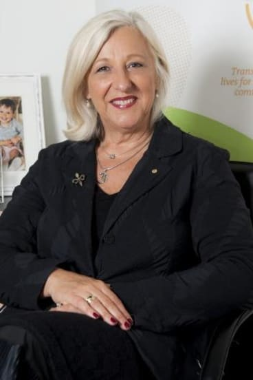 Jo Cavanagh, CEO Family Life
