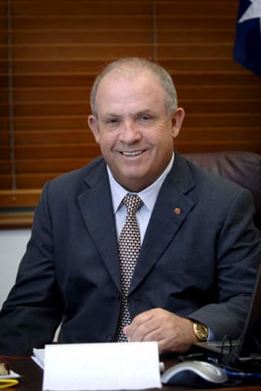 Senate to rule on financial scandal: Nationals senator John Williams.