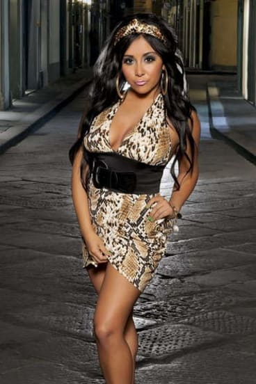 For sale: Snooki will endorse your Twitter cause.