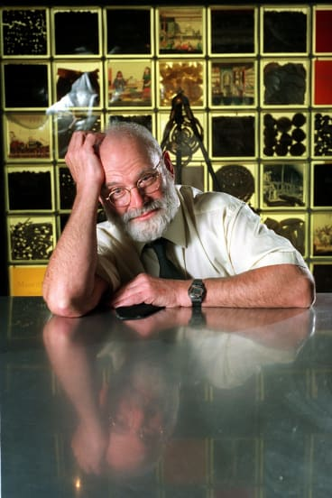 Neurologist Oliver Sacks explored some of the brain's unusual meanderings.