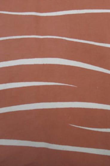 Burke's 'Tiger Stripe' design.