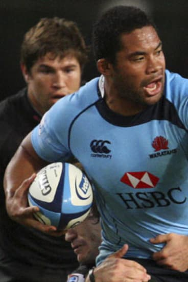 Sidelined ... Wallabies hooker Tatafu Polota-Nau will be out for six to eight weeks due to injury.