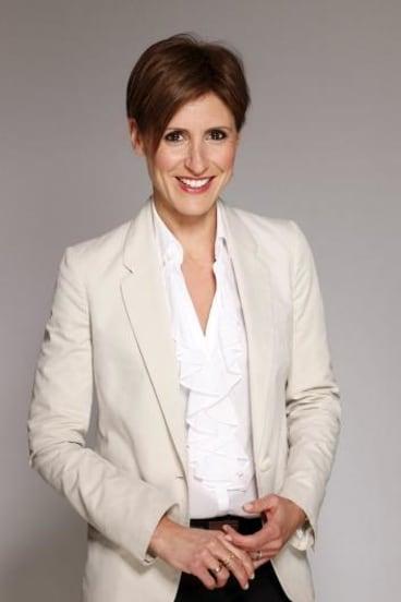 <i>Lateline</i> host Emma Alberici.
