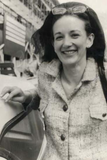 Mary Montagu ... mother of Alex Montagu.