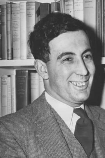 Dean of Law in 1951.