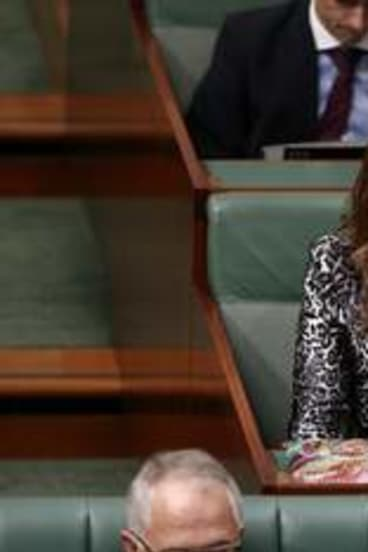 Peta Credlin, Chief of Staff to Prime Minister Tony Abbott.