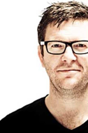 Perth TV and radio presenter Jason Jordan.