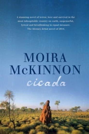 <i>Cicada</i>, by Moira Mckinnon.