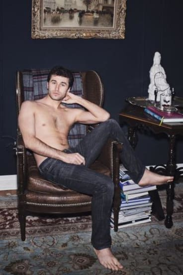 "Stud for hire: James Deen, 28, plays to his strengths: ""I love what I do, so I work pretty much every day."""