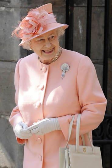 Queen Elizabeth ... will visit Australia this month.