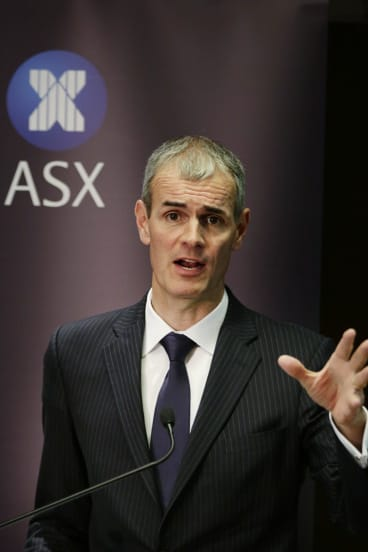 Tabcorp's boss at the time of the alleged payment, Elmer Funke Kupper, resigned last month from his role as ASX chief.