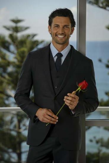 Tim Robards - The Bachelor.