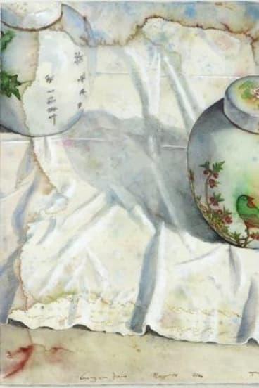 Untitled still life #1401 by Thornton Walker,