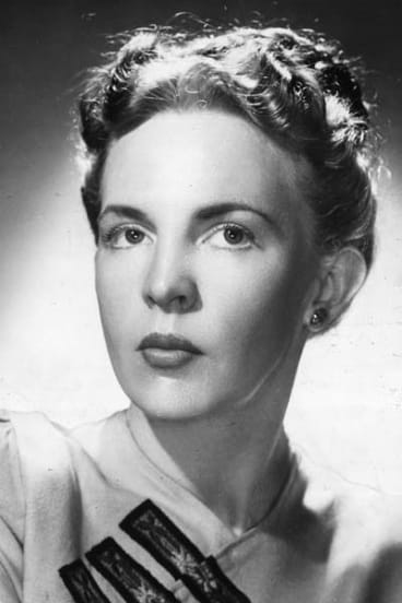 Recognition ... Ruth Park in 1951, after her success with 'The Harp in the South.'