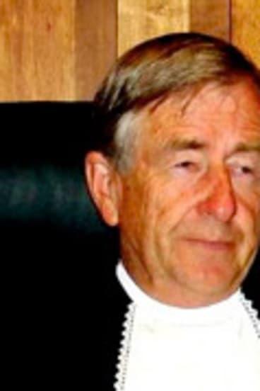 Chief Justice Ewan Crawford