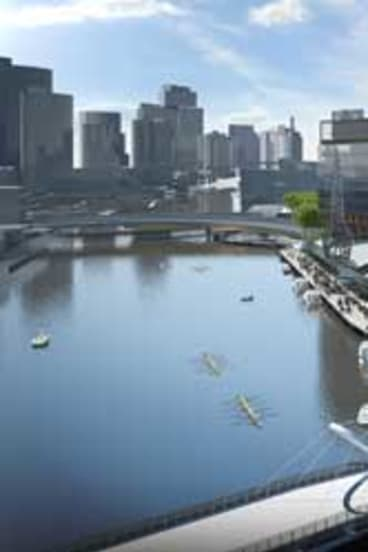 A place of worship did not make the top six priorities in the government's community plan for Docklands.