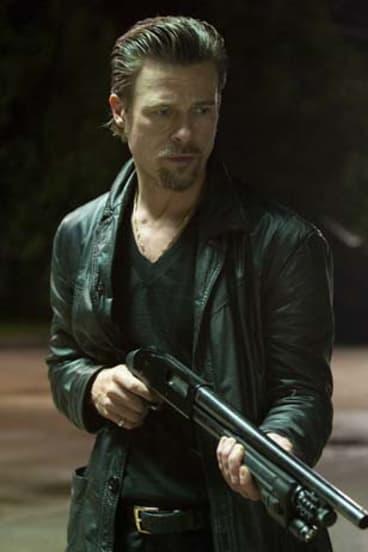 Brad Pitt in <i>Killing Them Softly</i>.