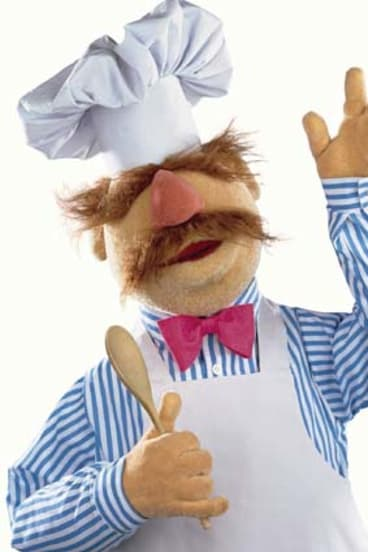 The Swedish Chef from <em>The Muppet Show</em> made a version.