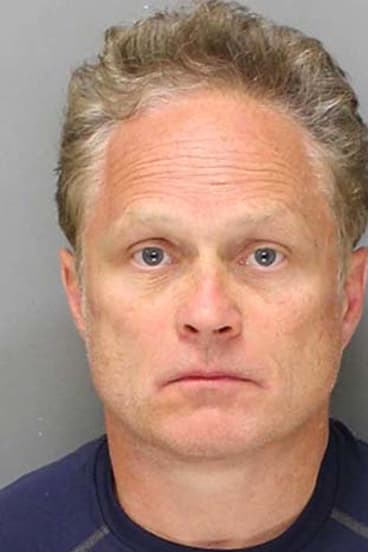 Arrested: 54-year-old Gary Dudek is charged with stealing human skin from Mercy Philadelphia Hospital.