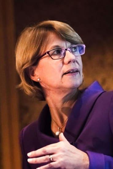 Alison Watkins, the new CEO of Coca-Cola Amatil.