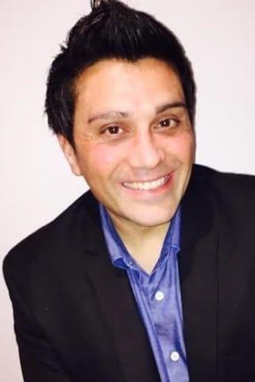 John Apostolides: vending machine entrepreneur.