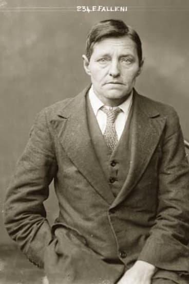 'Harry Crawford', Annie Birkett's husband.