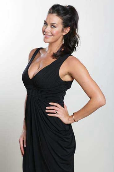 Megan Gale: a model of spin