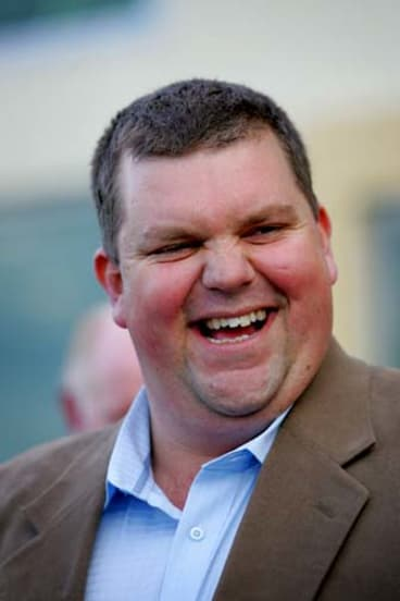 Nathan Tinkler … says he made political donations ''in good faith''.