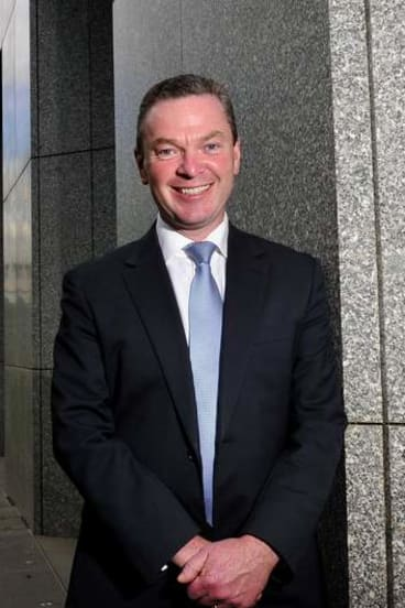 New funding system: Education Minister Christopher Pyne.