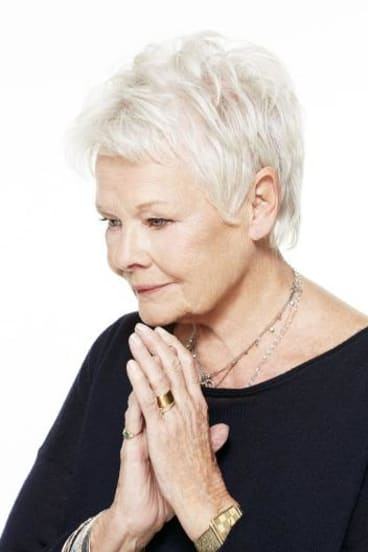 Judi Dench: 'The thing is to just go on doing things as long as you can.'