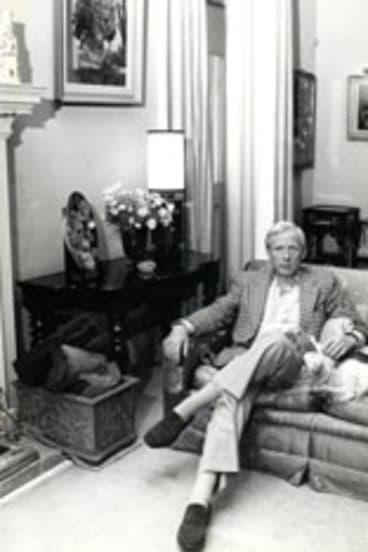 End of the line ... Charles Lloyd Jones, at home in 1981, was the last Jones to lead DJs.
