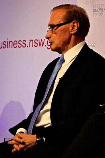 """""""A shame, in the deepest sense"""": Bob Carr comments on Australia's decision to vote against the resolution."""