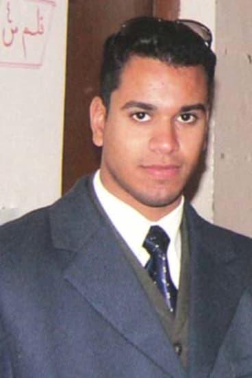 21-year-old interpreter Ali Jabbar, shot dead by the militia.