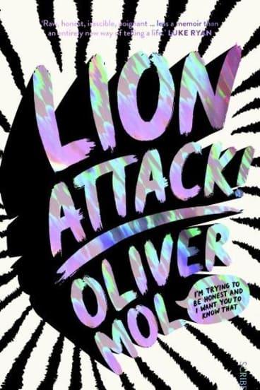 <i>Lion Attack!</i>, by Oliver Mol.